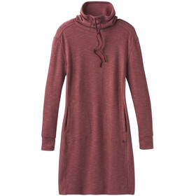 Prana Sunrise Kjole Damer, brandy